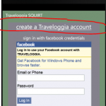 facebook oauth login screen
